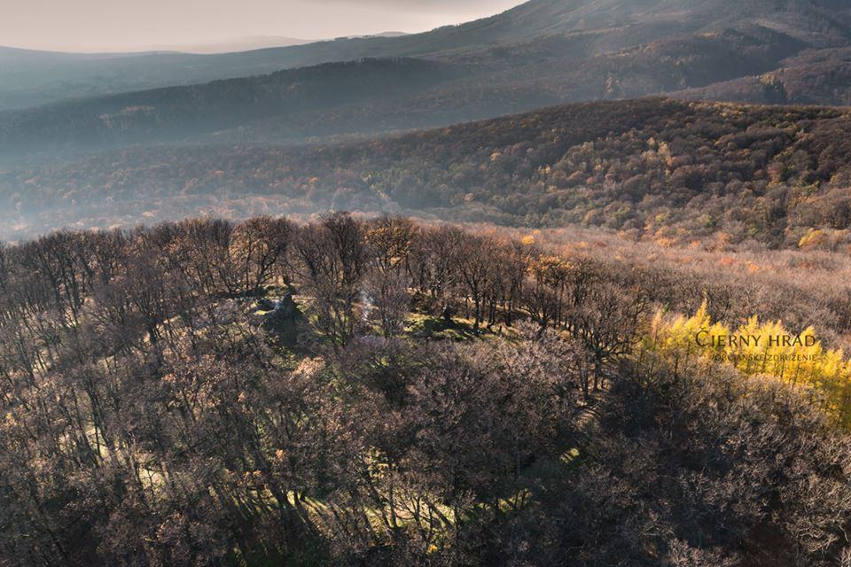 Čierny hrad 2018